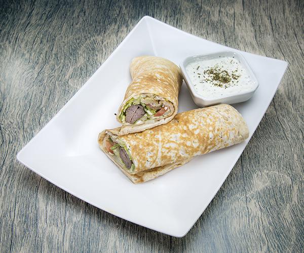 Kubideh Sandwich
